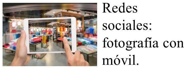 Taller – Redes sociales: fotografía con móvil