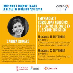 Quién es Sandra Romero